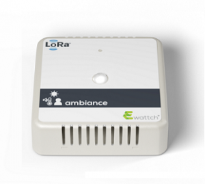 Ewattch LoRa Ambiance Wireless Device