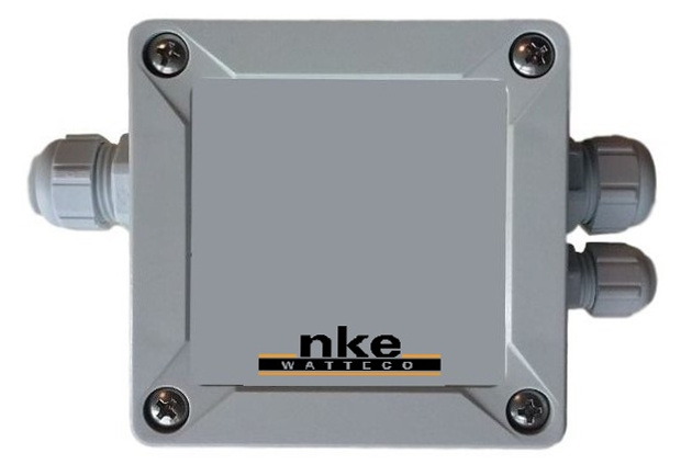 Nke Watteco LoRa Press'O Wireless Device