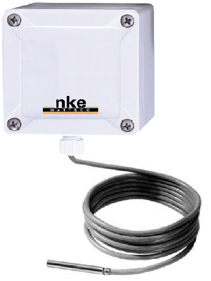 Nke Watteco LoRa Remote Temperature Device